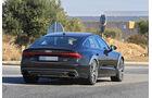 Audi RS7 Muletto Erlkönig