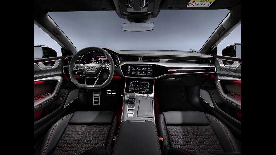 Audi RS7 Premiere Modelljahr 2020