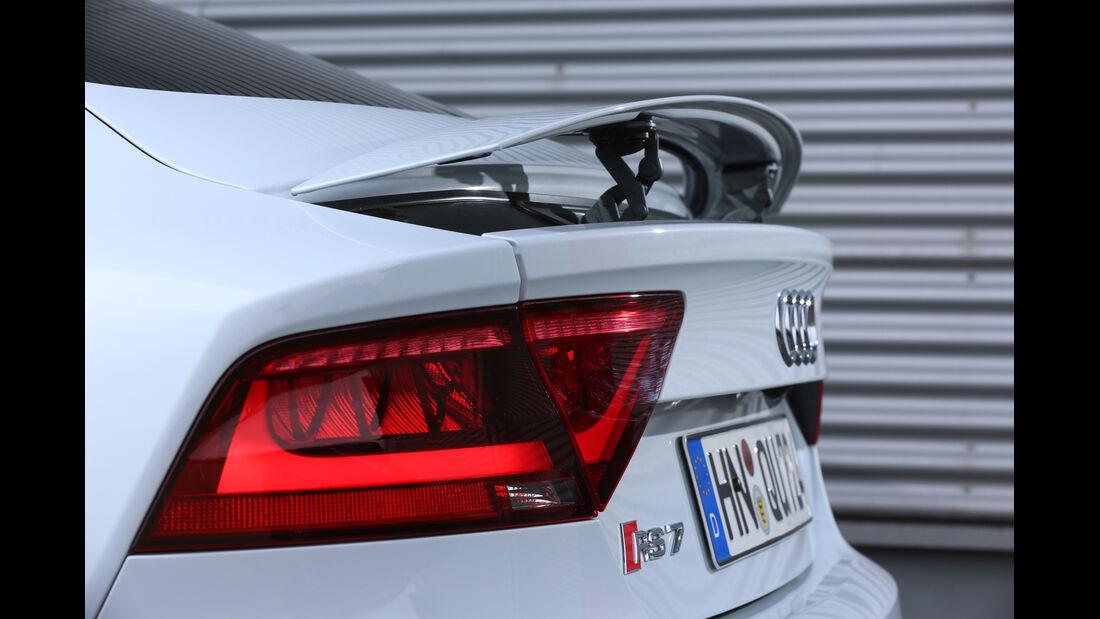Audi RS7 Sportback, Heckleuchte