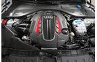 Audi RS7 Sportback, Motor