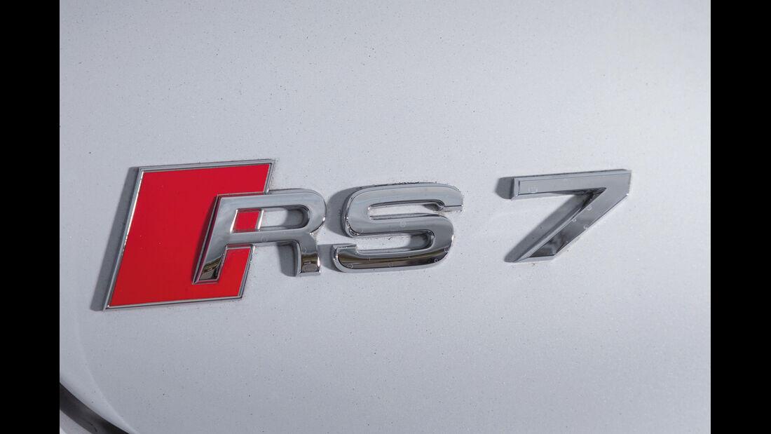 Audi RS7 Sportback, Typenbezeichnung