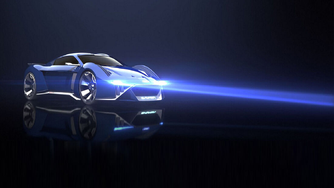 Audi RSQ E-Tron Concept Spies in Disguise