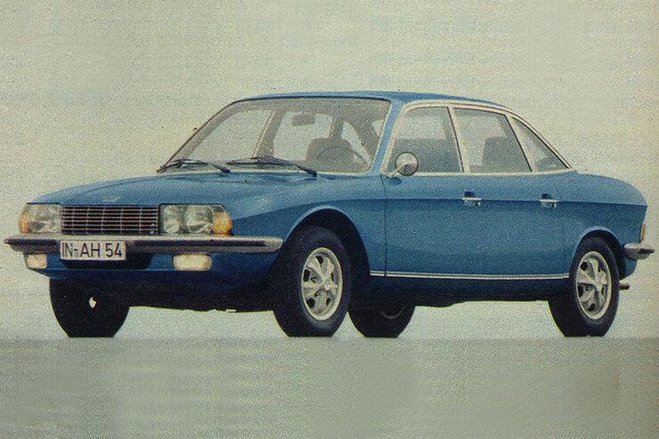 Audi, Ro 80, IAA 1975