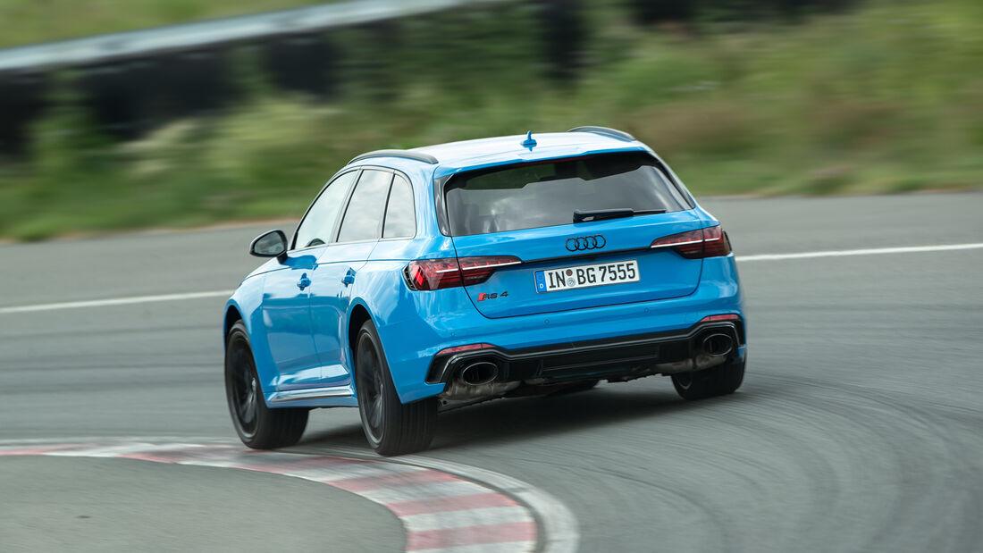 Audi Rs 4 Avant, Exterieur