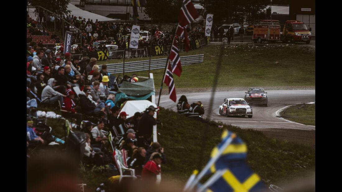Audi S1 EKS RX quattro - Rallycross-WM