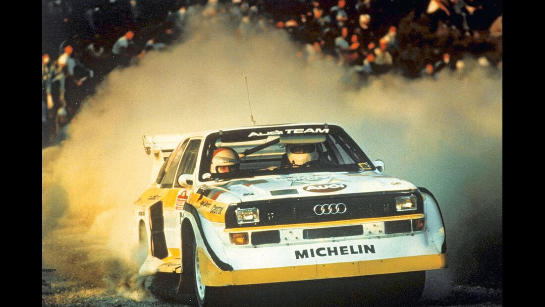 Audi S1, Gruppe B