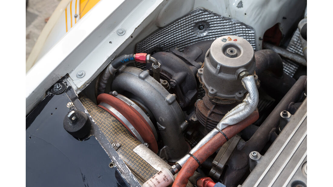 Audi S1, Motor, Detail