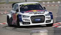 Audi S1 Rallycross, Frontansicht