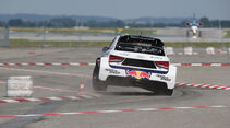 Audi S1 Rallycross, Heckansicht
