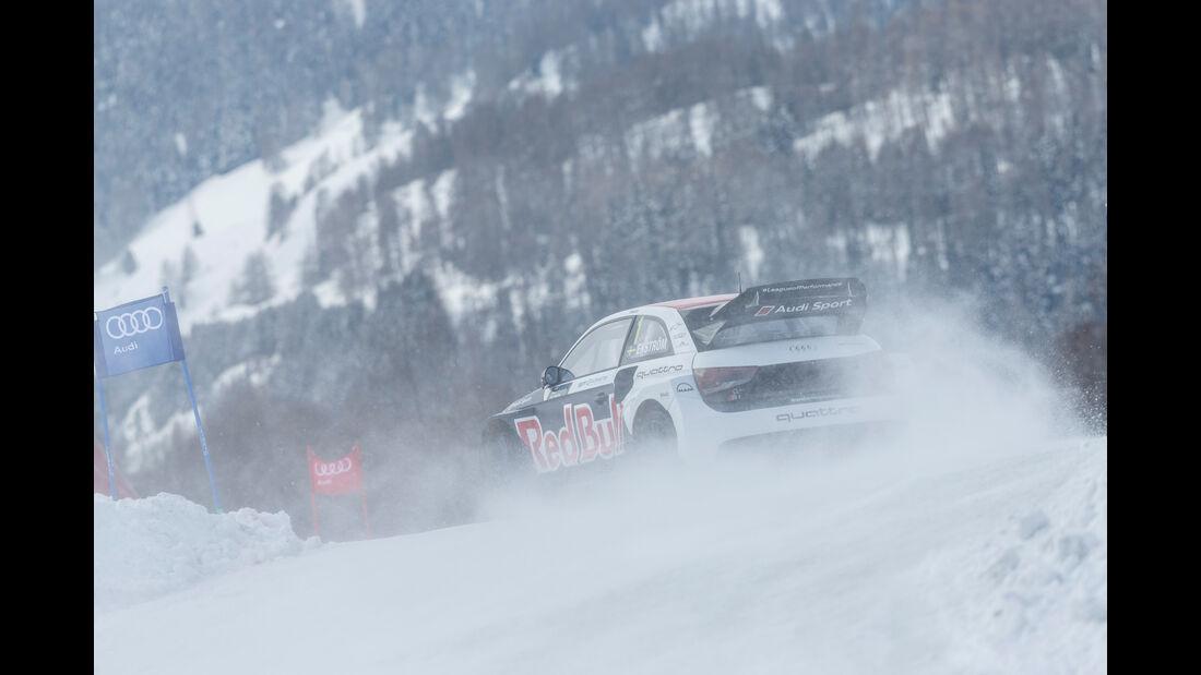 Audi S1 Rallycross, Impression, Tracktest, Winter