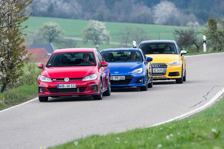 Audi S1 Technische Daten