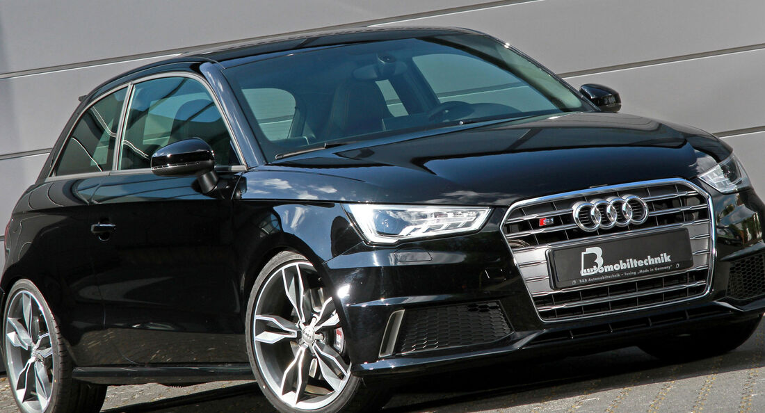 Audi S1 von B&B Automobiltechnik