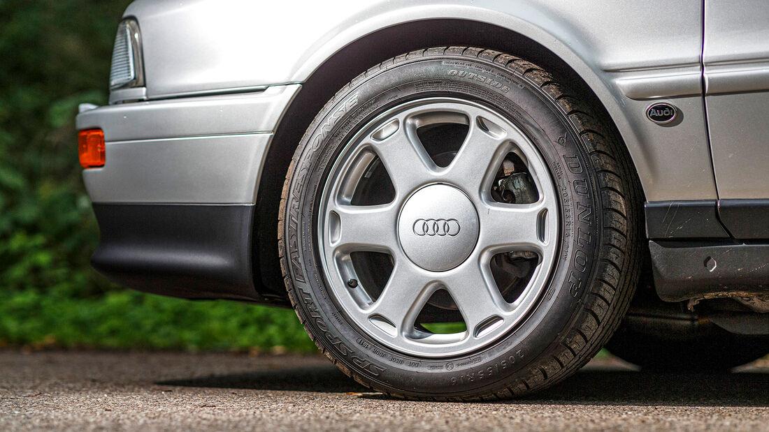 Audi S2 Avant, Exterieur