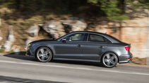 Audi S3 2.0 TFSI Quattro S tronic, Seitenansicht