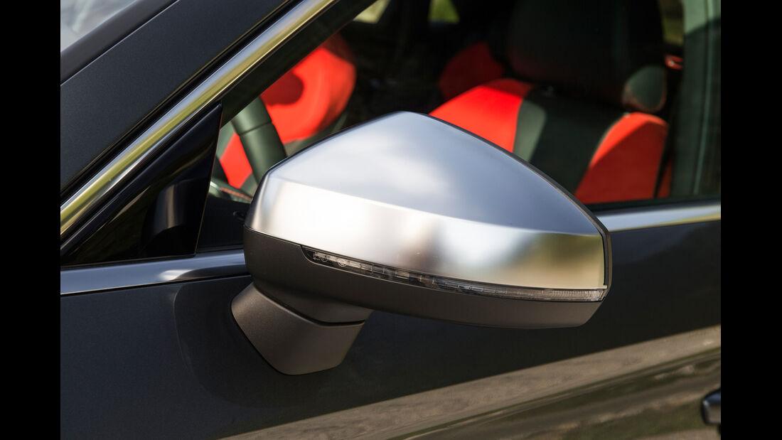 Audi S3 2.0 TFSI Quattro S tronic, Seitenspiegel