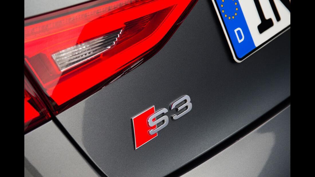 Audi S3 2.0 TFSI Quattro S tronic, Typenbezeichnung