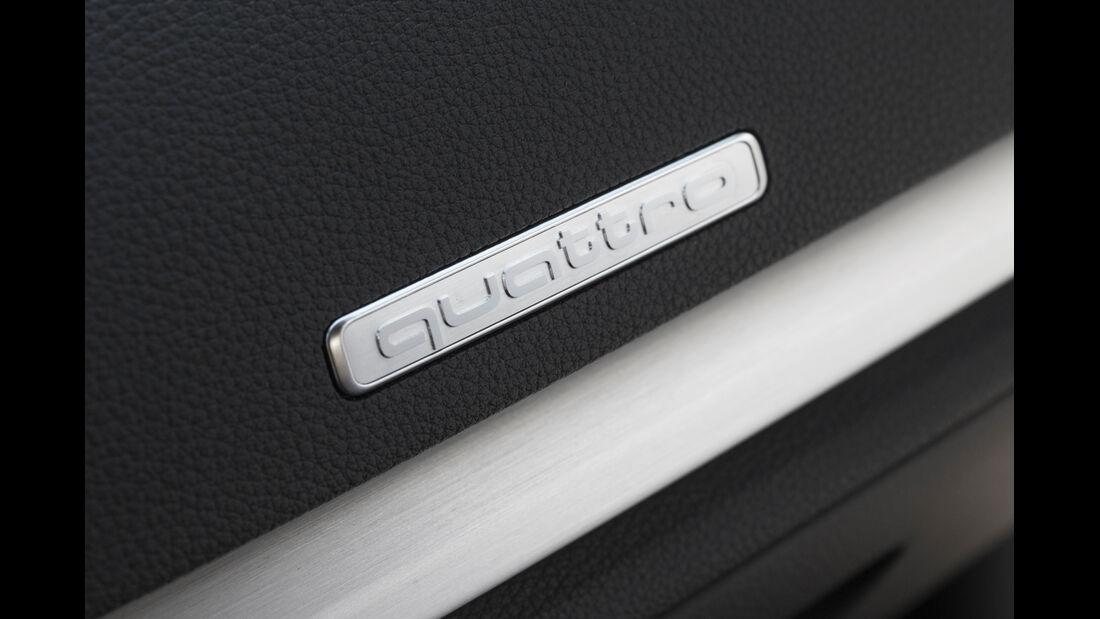 Audi S3 2.0 TFSI Quattro S tronic, Zierleiste