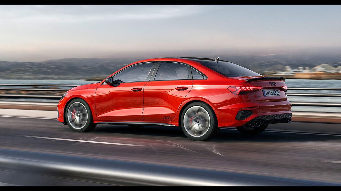 Audi S3 2020
