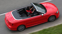 Audi S3 Cabrio, Draufsicht