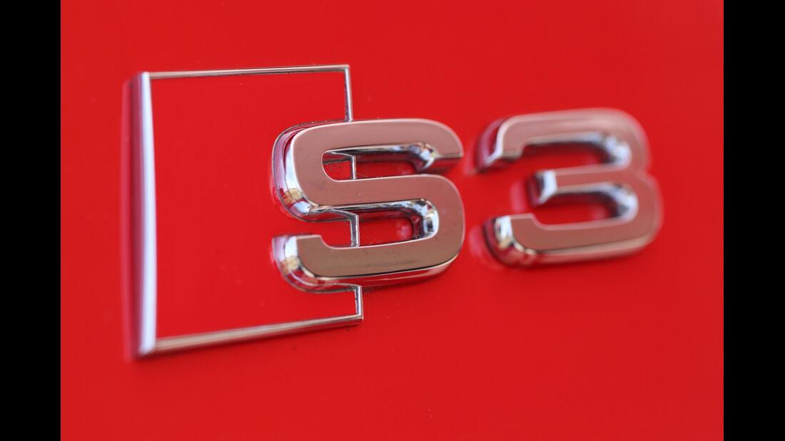 Audi S3 Cabrio, Typenbezeichnung