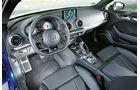 Audi S3, Cockpit
