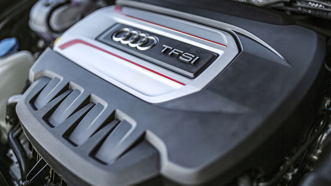 Audi S3, Exterieur