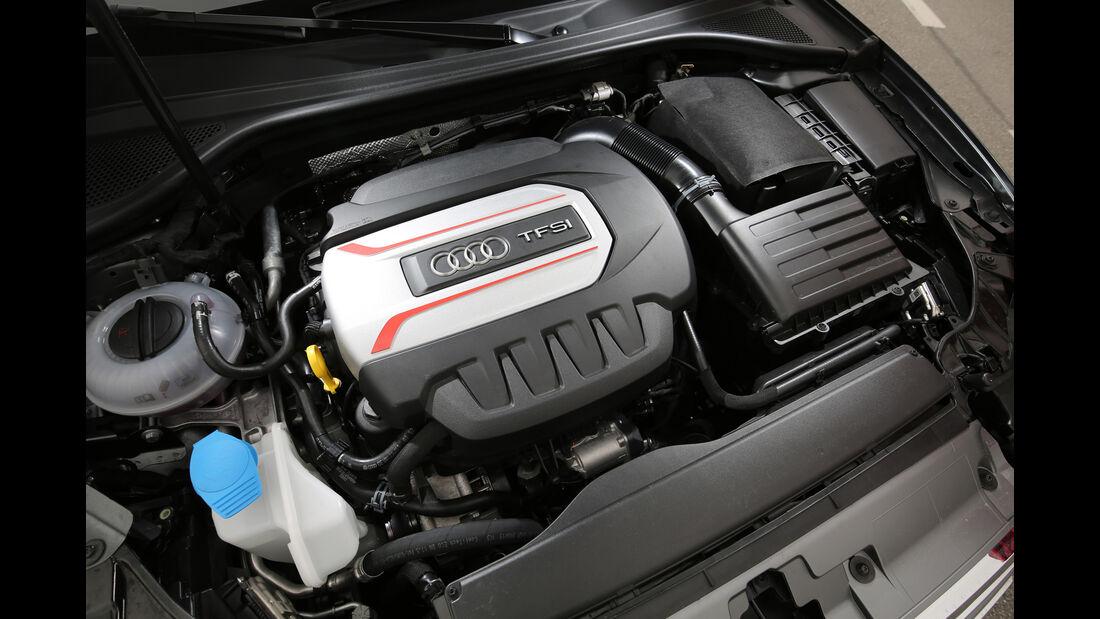 Audi S3 Limousine 2.0 TFSI Quattro, Motor