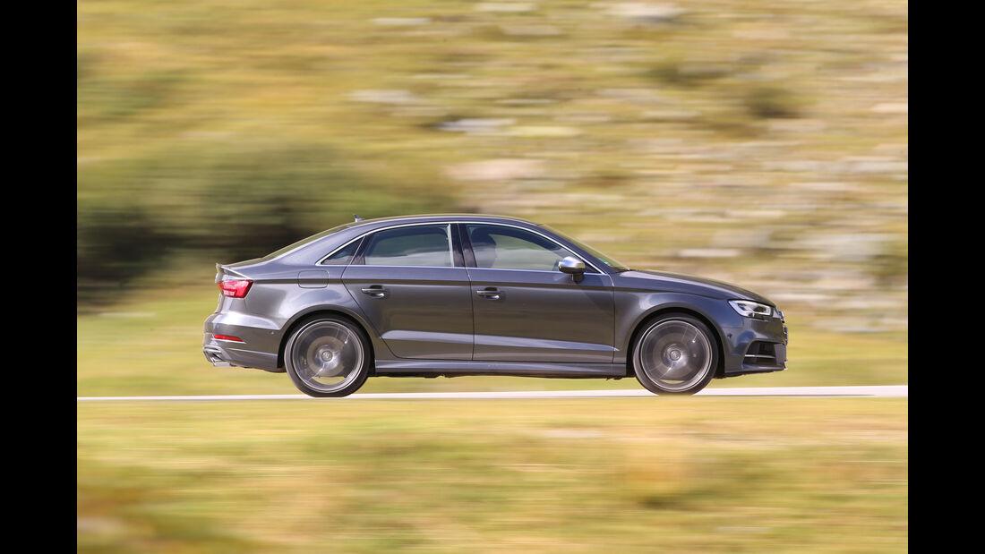 Audi S3 Limousine 2.0 TFSI Quattro, Seitenansicht