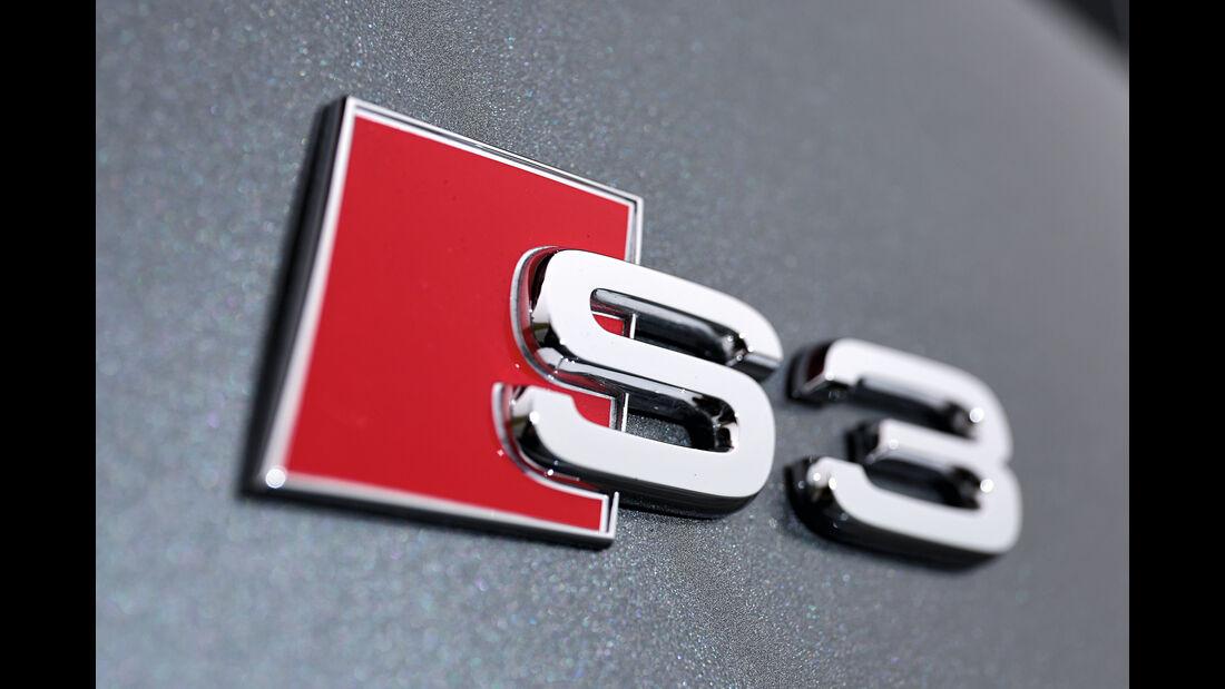 Audi S3 Limousine 2.0 TFSI Quattro, Typenbezeichnung