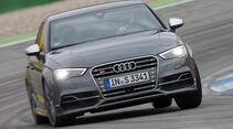 Audi S3 Limousine, Frontansicht