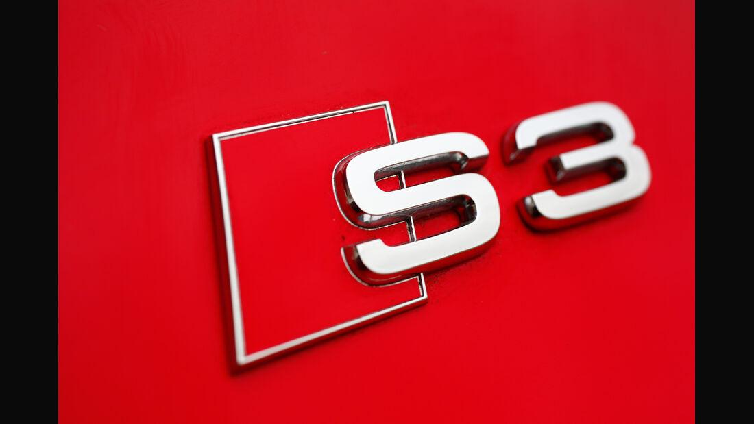 Audi S3 Limousine, Typenbezeichnung
