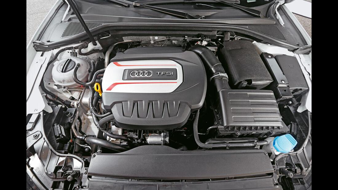 Audi S3 Sportback - Dauertest - Kompaktsportwagen