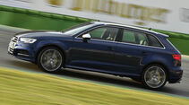 Audi S3 Sportback Exterieur