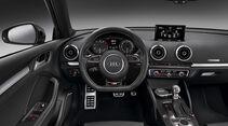 Audi S3 Sportback, Innenraum