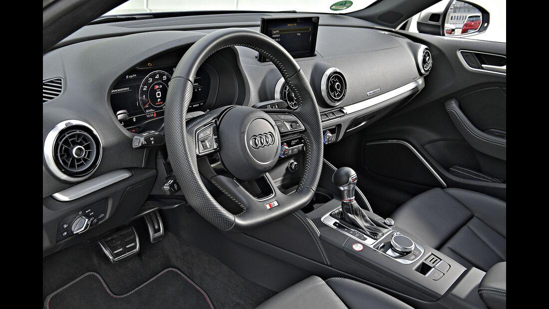 Audi S3 Sportback Interieur