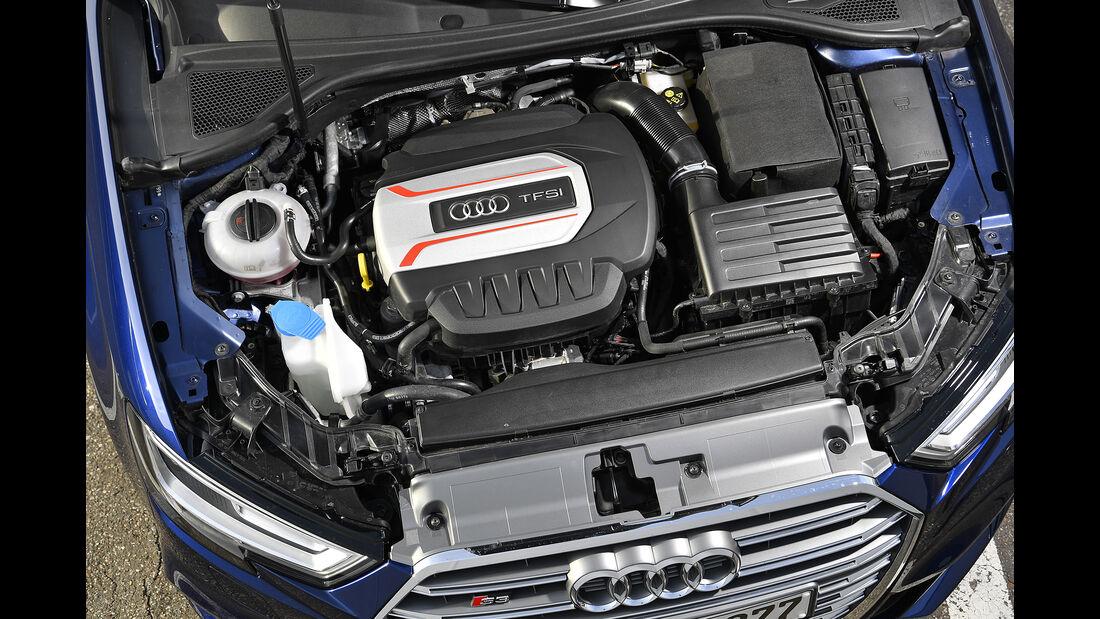 Audi S3 Sportback Motor