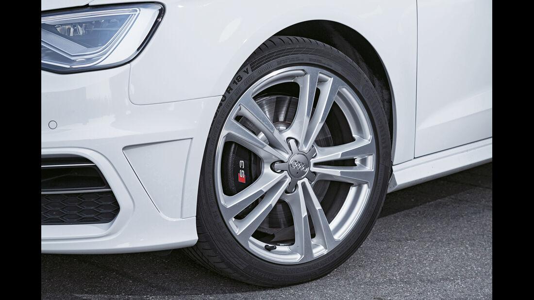 Audi S3 Sportback, Rad, Felge