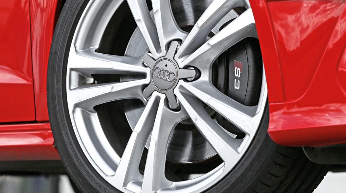 Audi S3 Sportback, Rad, Felge, Bremse