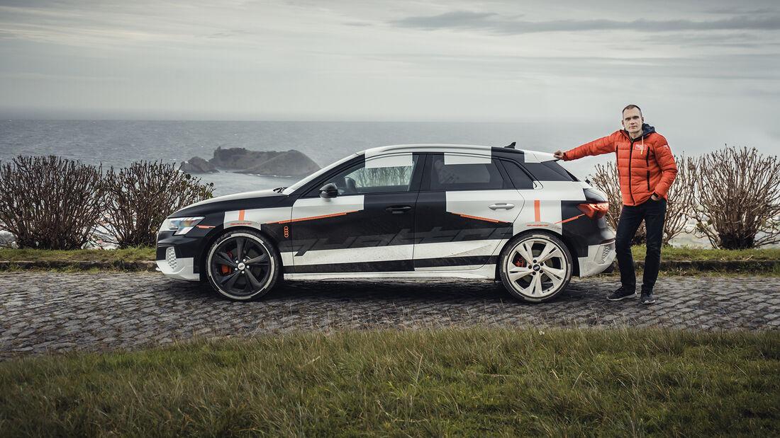 Audi S3 Sportback, Redakteur
