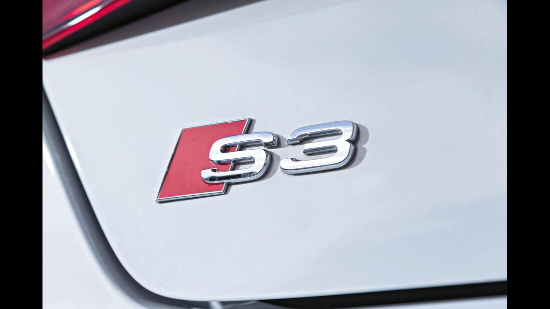 Audi S3. Typenbezeichnung