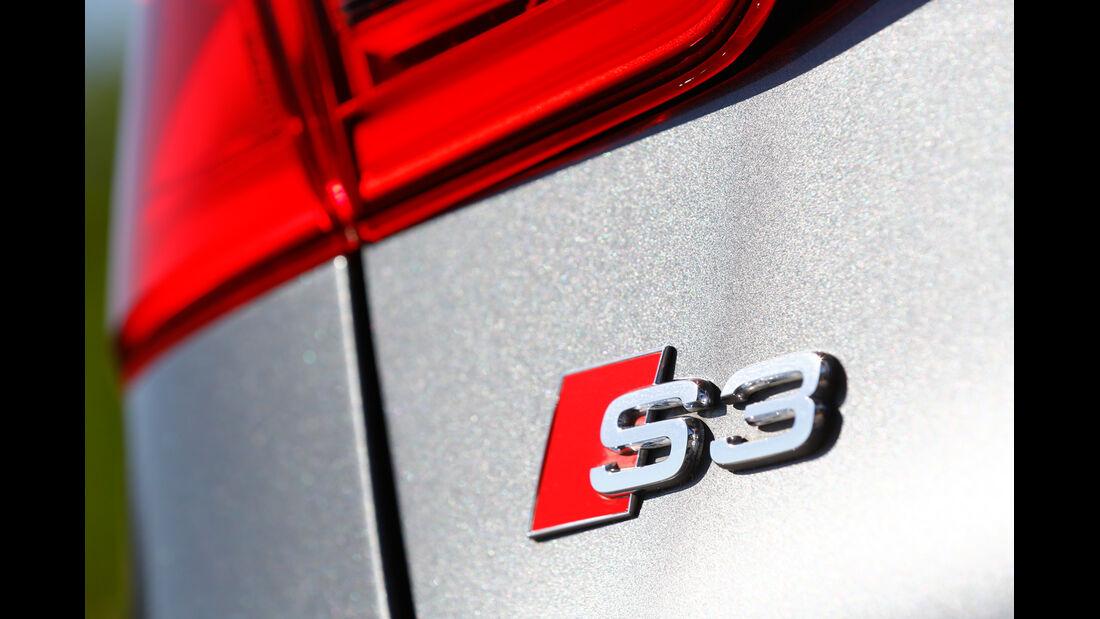 Audi S3, Typenbezeichnung