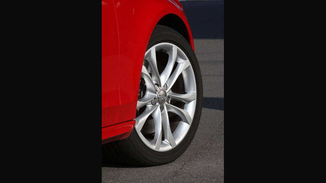 Audi S4 3.0 TFSI, Felge, Rad
