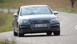 Audi S4 3.0 TFSI Quattro, Frontansicht