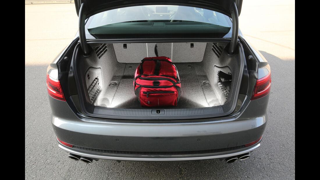 Audi S4 3.0 TFSI Quattro, Kofferraum