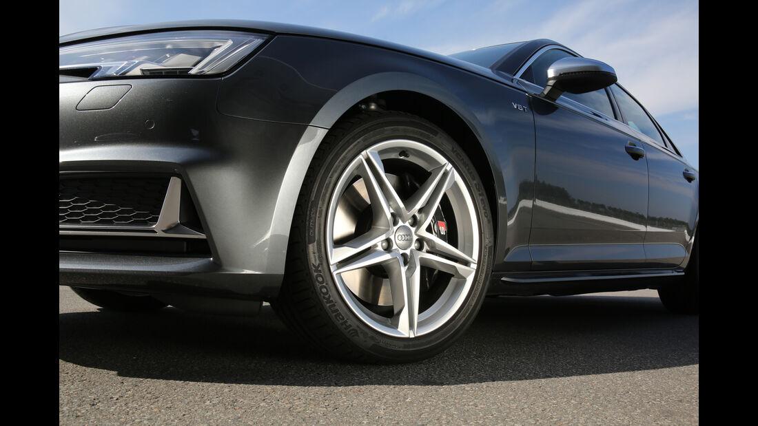 Audi S4 3.0 TFSI Quattro, Rad, Felge