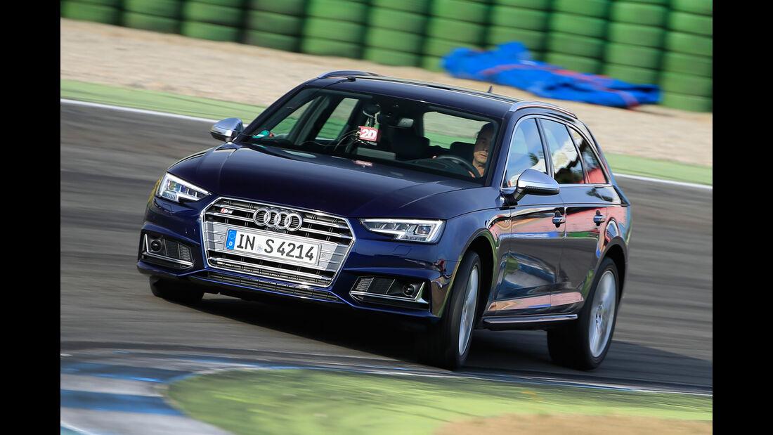 Audi S4 Avant 3.0 TFSI Quattro, Frontansicht