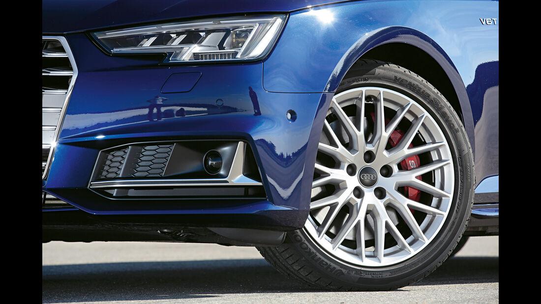 Audi S4 Avant 3.0 TFSI Quattro, Rad, Felge