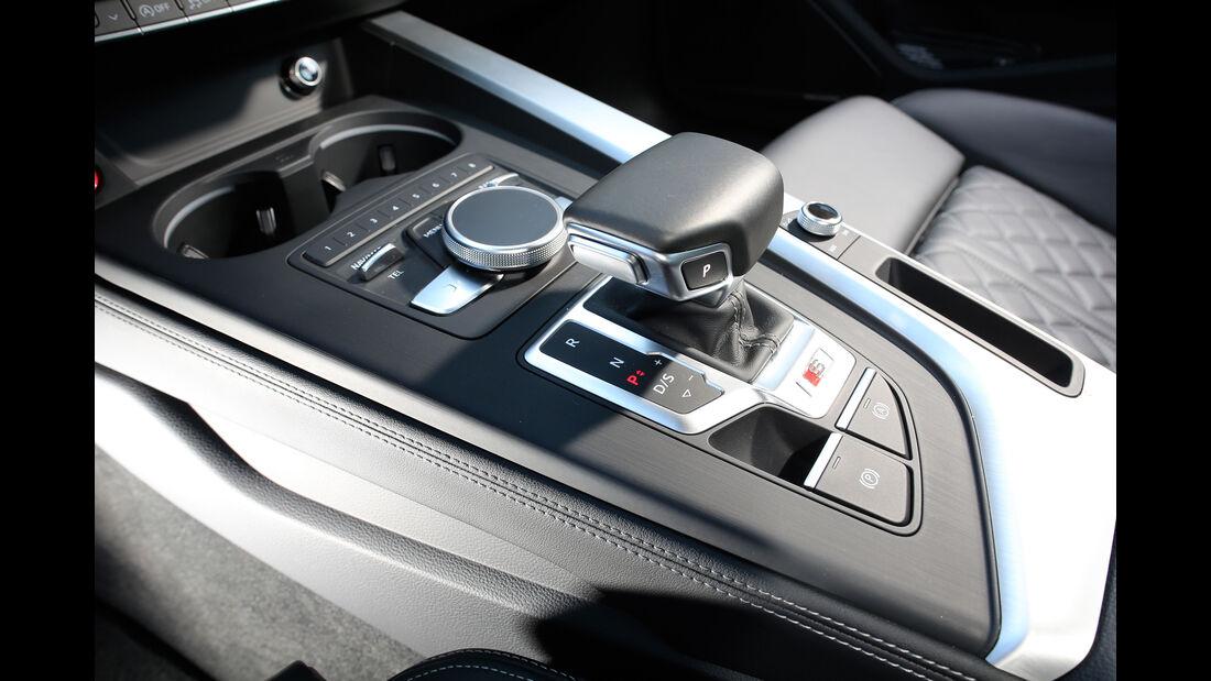Audi S4 Avant 3.0 TFSI Quattro, Schaltung