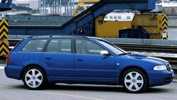 Audi S4 Avant B5 (1999)
