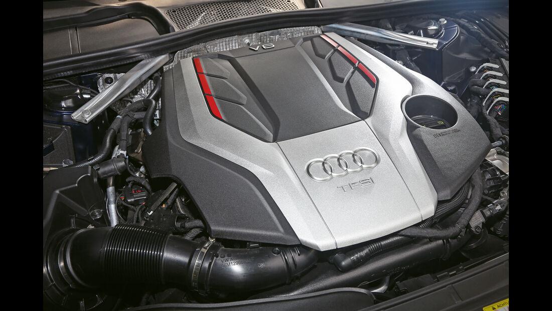 Audi S4 Avant, Motor